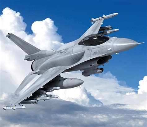Slovakia To Buy 14 F-16 Block 70/72 Fighter Jets