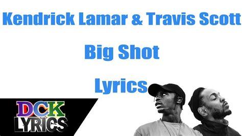 Kendrick Lamar & Travis Scott