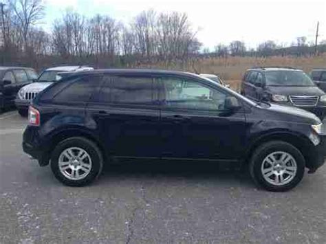 2010 Ford Edge Mpg by Sell New 2010 Ford Edge Se Great Mpg Vehicle Is In