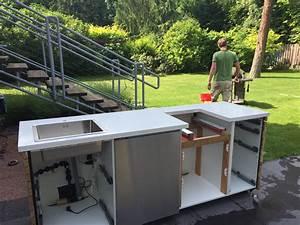 Edelstahl Outdoor Küche : diy outdoork che ikea hack rut morawetz ~ Sanjose-hotels-ca.com Haus und Dekorationen