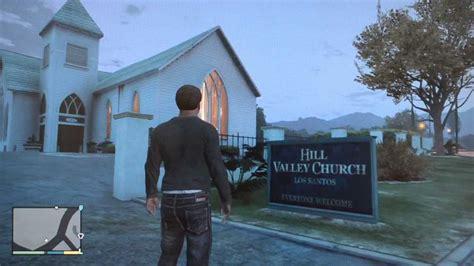 church  cemetery gta  youtube