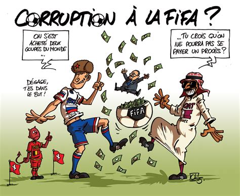 Corruption à La Fifa Fin Fifa Bye Bye Sepp L 39 1dex