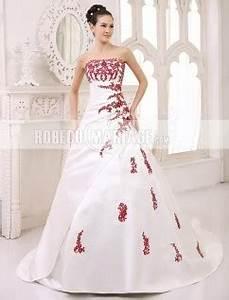 robe de mariee rose et blanche la mode des robes de france With robe de mariée rose et blanche