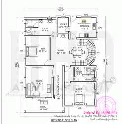 design floor plans free elevation and free floor plan home kerala plans
