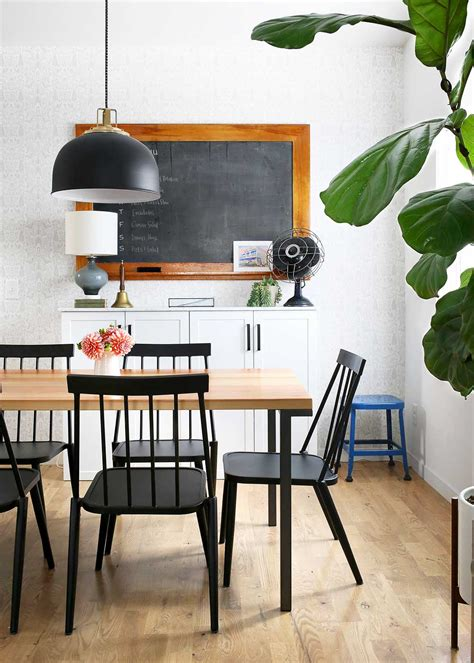 Moderne Babyzimmer by Modern Farmhouse Dining Room The Fauxmartha