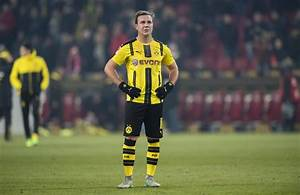 German national team player Mario Götze may miss match ...