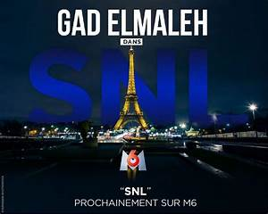 M6 Direct Live : gad elmaleh pr sentera le saturday night live sur m6 photos t l star ~ Medecine-chirurgie-esthetiques.com Avis de Voitures