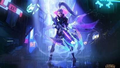 Vayne Legends League Project Wallpapers Skins Background