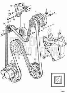 Volvo Penta Alternator Wiring Diagram