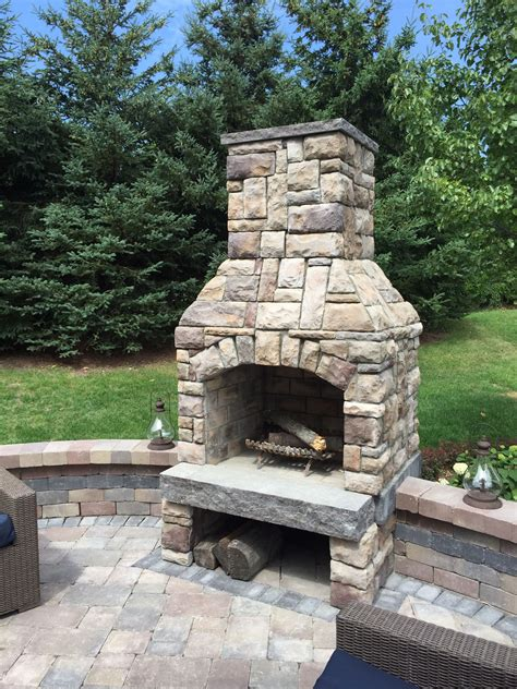 stone age  contractor series fireplace  images
