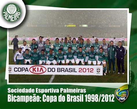 copa do brasil 2012 palmeiras campeand 195 o