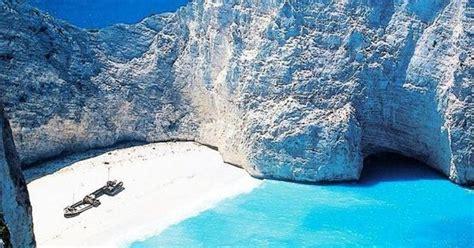 navagio shipwreck beach smugglers cove zakynthos greece