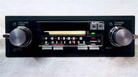 cassette car vintage pioneer kp 4205 am fm cassette car stereo