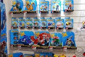 toy fair 2015 tomy pokemon sonic more