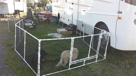 Creative Way To Make A Yard For Your Pets Or Even Your