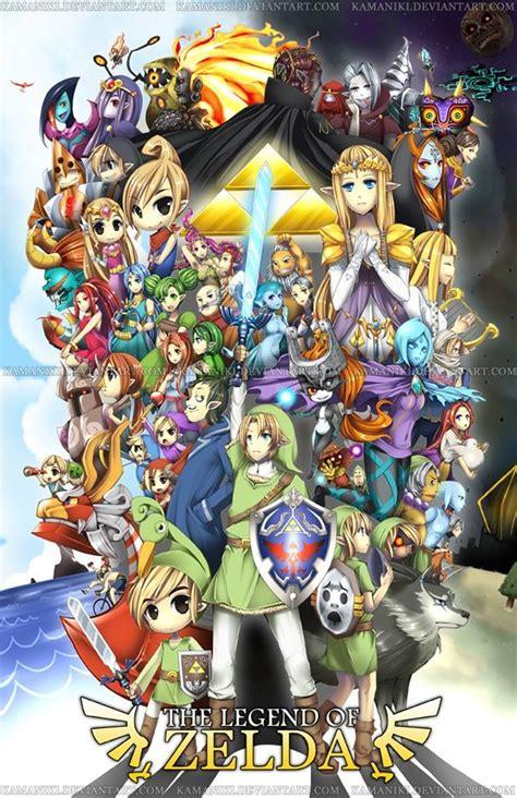 54 Best Legend Of Zelda Characters Images On Pinterest
