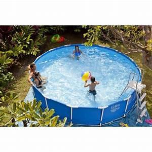 Grande Piscine Hors Sol : piscine hors sol m tal frame ~ Premium-room.com Idées de Décoration