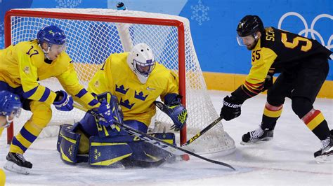 The deutsche eishockey liga (for sponsorship reasons called penny deutsche eishockey liga) (german pronunciation: Eishockey bei Olympia 2018: Deutschland verpasst Riesen-Überraschung