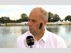 LONDON OLYMPICS 2012 Sir Steve Redgrave wears special