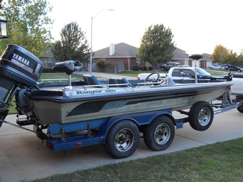 Boat Carpet Waco Tx by Ranger 390v Bass Boat For Sale