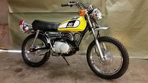 1969 Yamaha Enduro 80