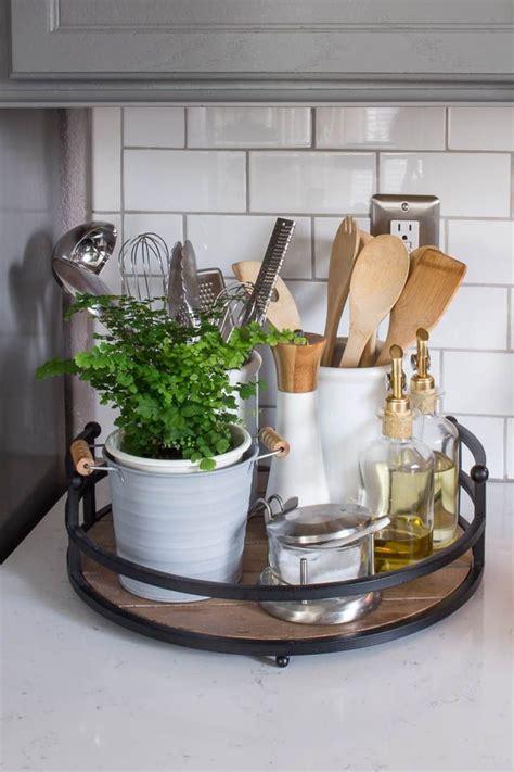 Best 25+ Kitchen Countertop Decor Ideas On Pinterest