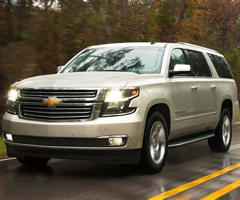 2017 Chevrolet Suburban Specs, Features, Price, And