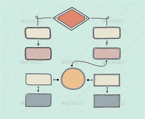 flow chart template   word excel  format