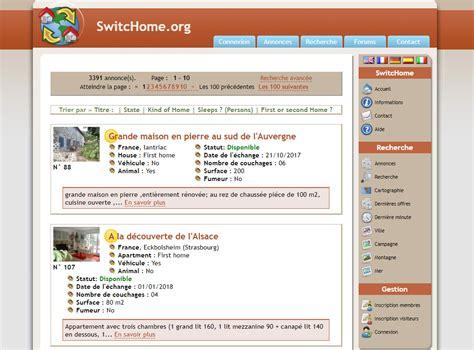 bureau d echange site d echange de maison 28 images d 233 changes de
