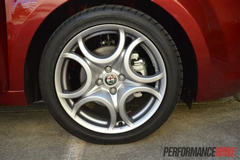 Alfa Romeo Wheels by 2013 Alfa Romeo Mito 17in Alloy Wheels