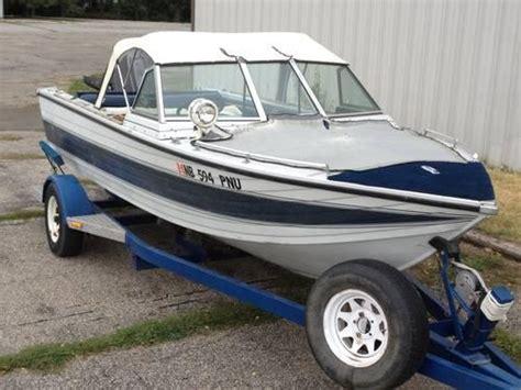 crestliner fish  ski boat  sale  bellevue