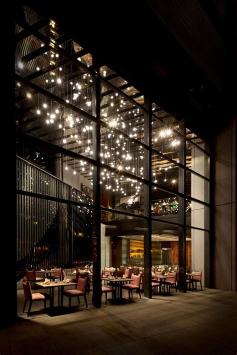 25 best ideas about restaurant lighting on