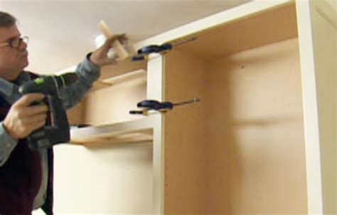 how to attach kitchen cabinets together how to install kitchen cabinets this house 8500