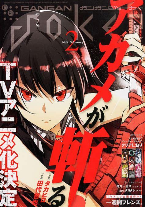 Japan Akame Ga Kill Anime Announced Oprainfall