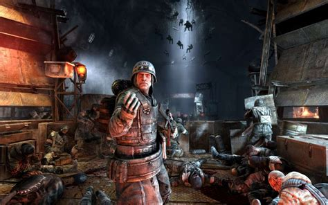 Metro Redux Will Make The Apocalypse Magnificent On Ps4