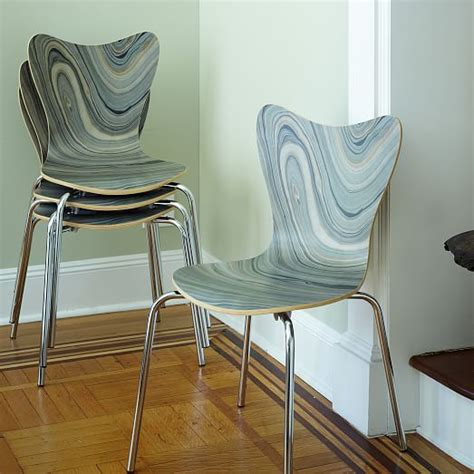 West Elm Scoop Back Chair by Scoop Back Chair West Elm