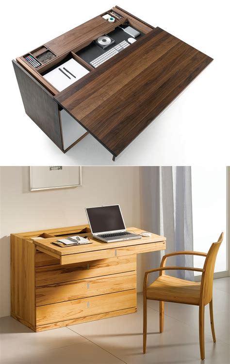 Sideboard Desk by 30 Inspirational Home Office Desks