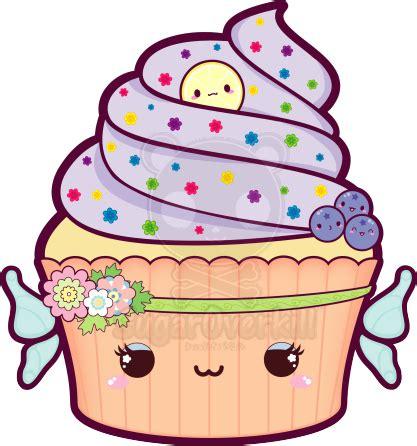 Chan Anime Kawaii Cupcakes