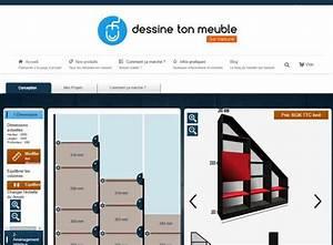 dessinetonmeublefr le nouveau site de tous les meubles With logiciel de conception de meuble