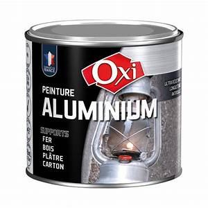peinture aluminium 125 ml alum125 oxi home boulevard With peinture sur aluminium anodise