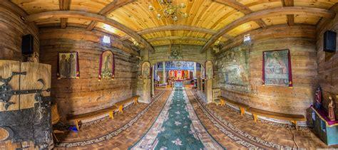 The Oldest Wooden Church in the Lviv Region · Ukraine