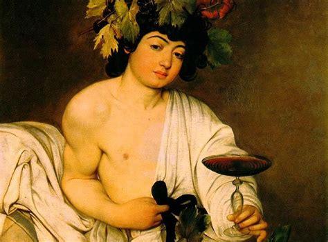 Caravaggio, Aos Olhos Da 22a2 O Jovem Baco