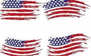 Free Vintage American Flag Design Vector 03 - TitanUI