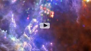 Inside the Pillars of Creation - Space Telescopes Peer ...