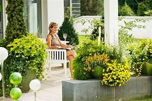 Pflanzen Für Raucher : pflanzen f r sonnige pl tze im garten ~ Markanthonyermac.com Haus und Dekorationen