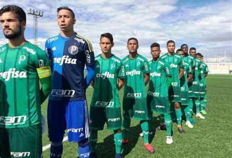 Palmeiras Campeão Mundial Sub-17 de 2018