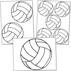 Pumpkin Carving Printouts For Free by Printable Volleyball Template Volleyball Pinterest