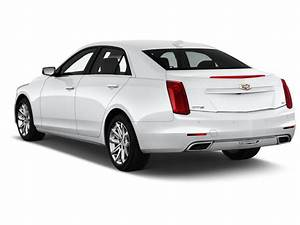 Image: 2016 Cadillac CTS 4-door Sedan 3 6L Luxury