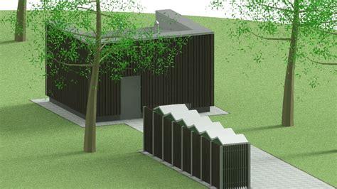 Olaines Mežaparkā tiks izbūvēta publiskā tualete - olaine.lv