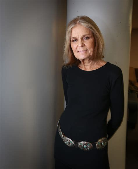 Gloria Steinem Still Fights for Your Rights